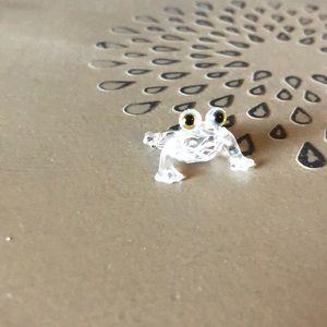 Swarovski Frog!